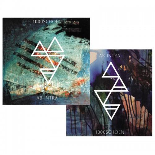 1000SCHOEN / AB INTRA - split 2CD