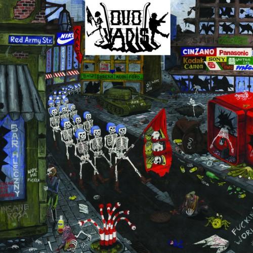 QUO VADIS - Quo Vadis CD