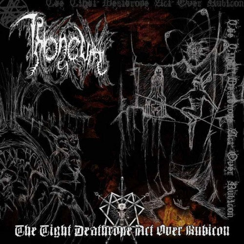 THRONEUM - The Tight Deathrope Act over Rubicons CD