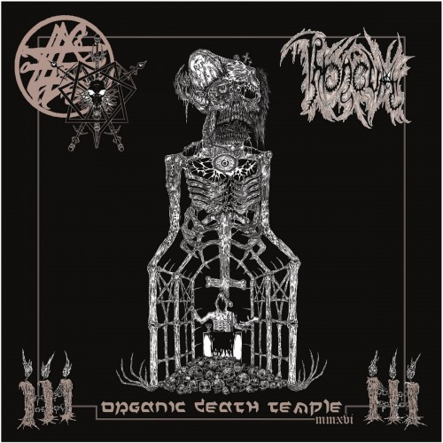 THRONEUM - Organic Death Temple MMXVI CD