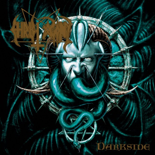 CHRIST AGONY - Darkside CD