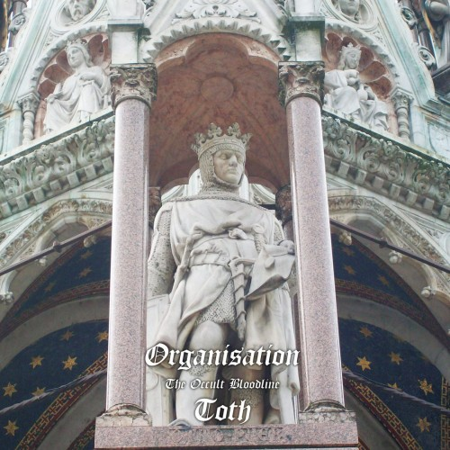 ORGANISATION TOTH – The Occult Bloodline CD