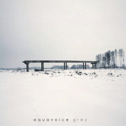 AQUAVOICE 'grey' CD
