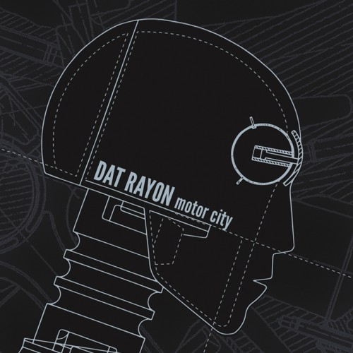 DAT RAYON 'Motor City' CD