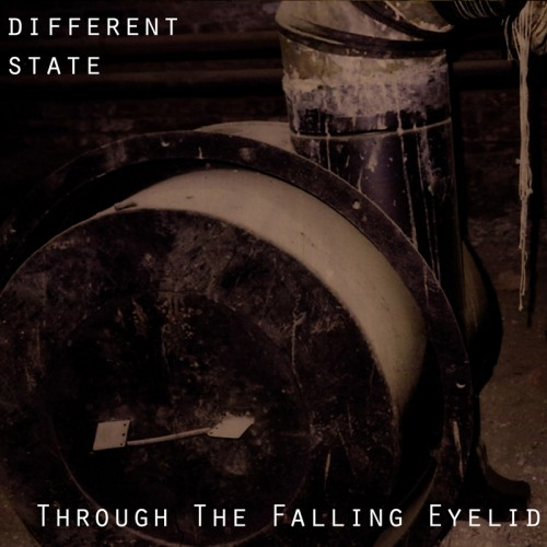 DIFFERENT STATE Through The Falling Eyelid CD