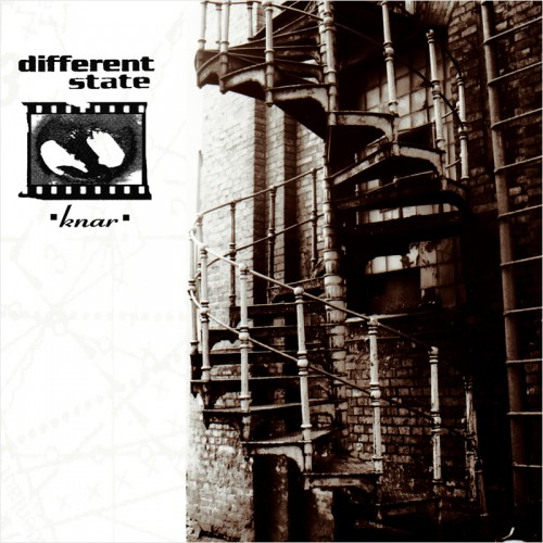DIFFERENT STATE Knar CD
