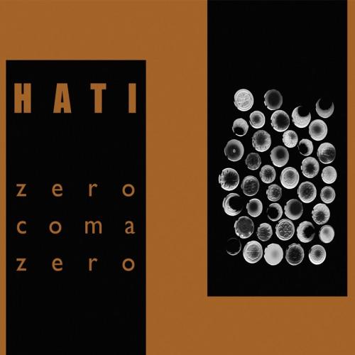 HATI zero coma zero | recycled magic emissions CD