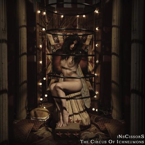 InSCISSORS 'The Circus Of Ichneumons' CD