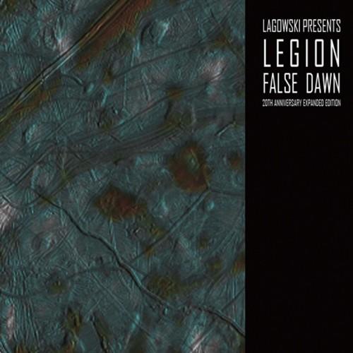 LAGOWSKI PRESENTS LEGION 'False Dawn' 2CD