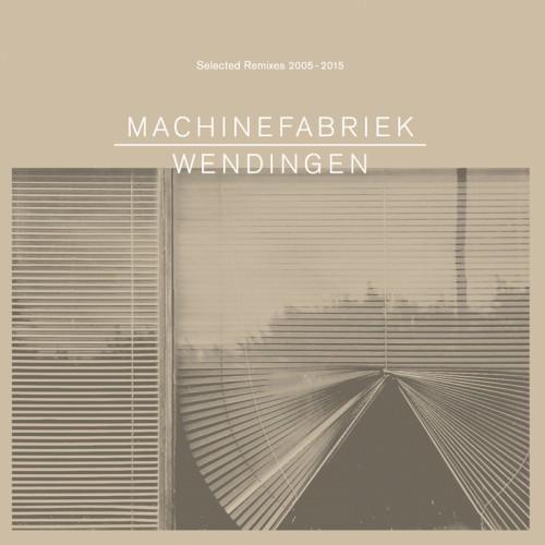 MACHINEFABRIEK 'Wendingen' CD