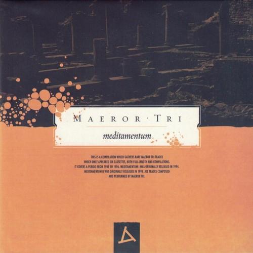 MAEROR TRI 'Meditamentum' 2CD