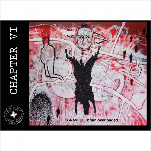 X-NAVI:ET 'brain overloaded' IYHHH CD