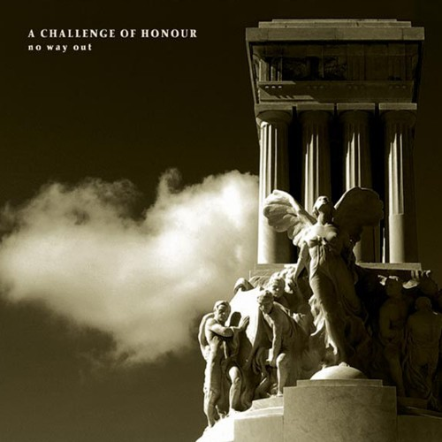 A Challenge Of Honour - No Way Out CD
