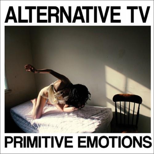 ALTERNATIVE TV – Primitive Emotions CD