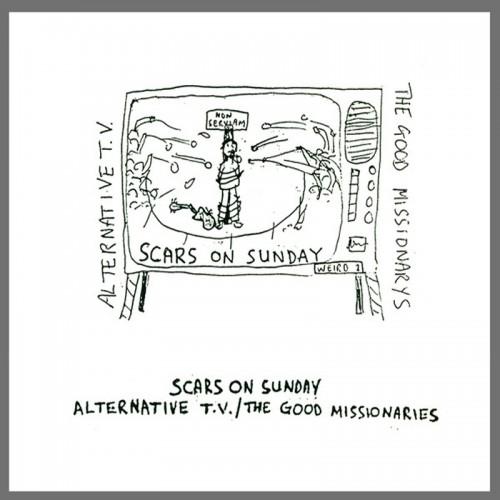 ALTERNATIVE TV / The Good Missionaries– Scars On Sunday CD