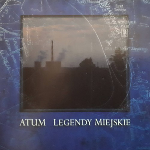 ATUM - Legendy Miejskie CD