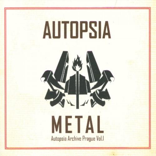 Autopsia 'Metal' CD