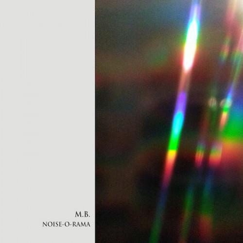 M.B. (Maurizio Bianchi) 'Noise-O-Rama' CD
