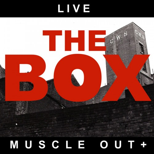 THE BOX 'Live Muscle Out' CD