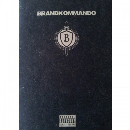 BRANDKOMMANDO - USA - The United States of China CD