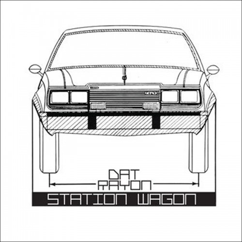 DAT RAYON - Station Wagon CDR