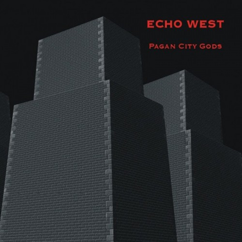 ECHO WEST - Pagan City Gods CD