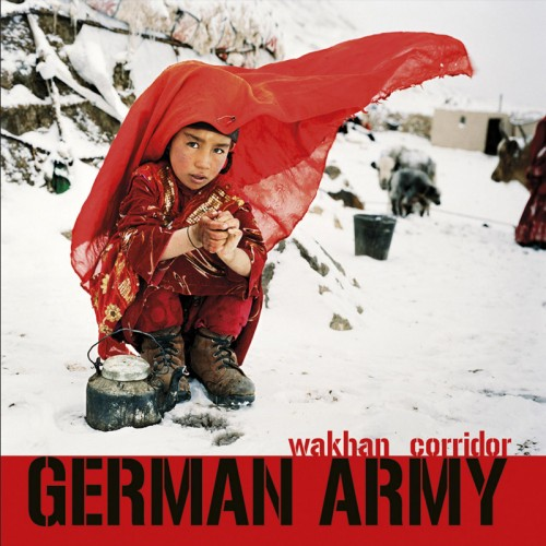 GERMAN ARMY 'Wakhan Corridor' CD