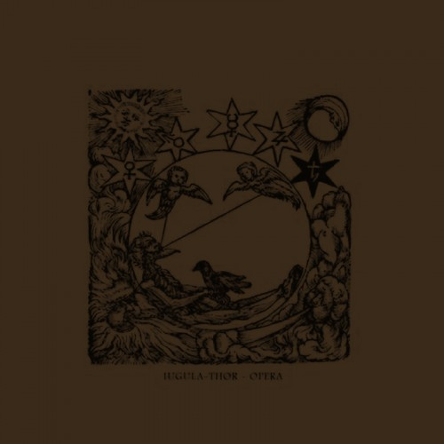IUGULA-THOR 'Opera (Relaunched)' CD