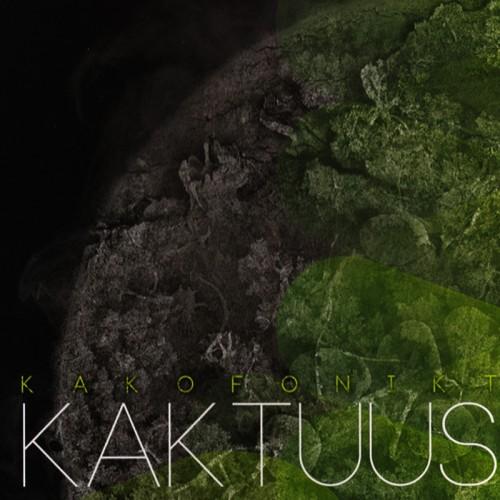 KAKOFONIKT 'Kaktuus' CD