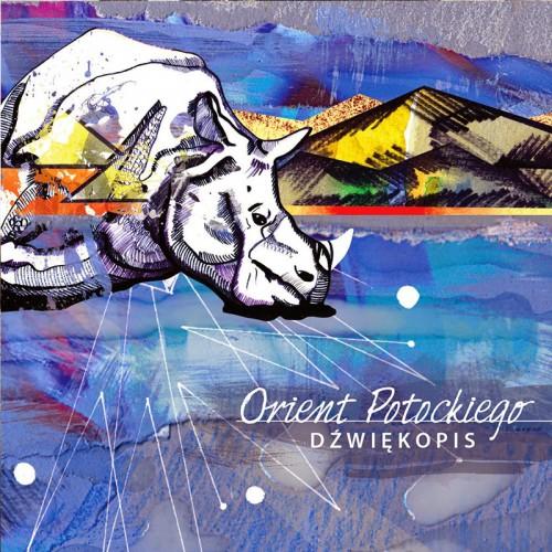 Orient Potockiego. Dźwiękopis CD