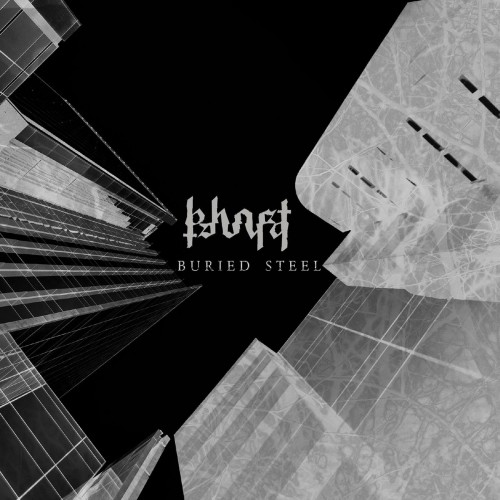 KHOST - Buried Steel CD