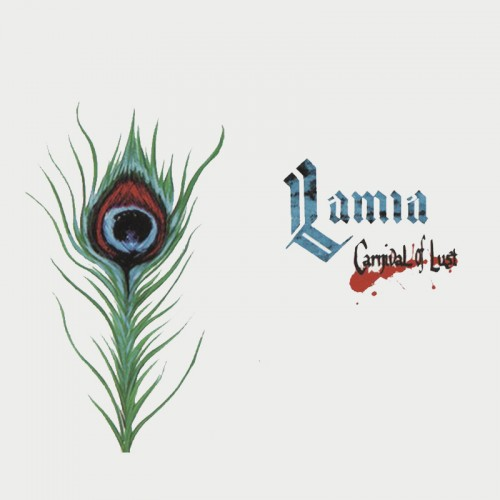 LAMIA 'Carnival Of Lust' CD