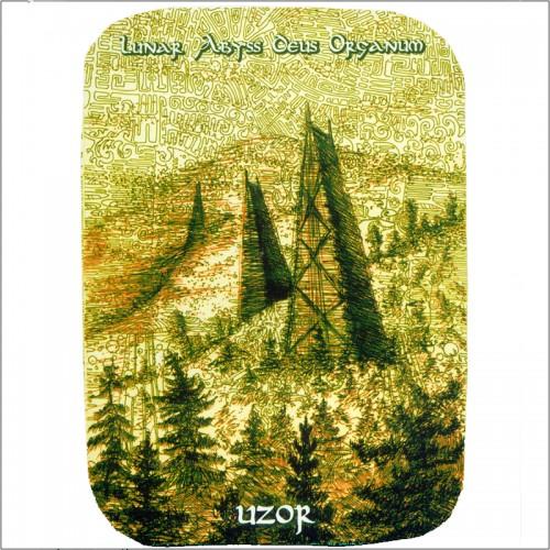 LUNAR ABYSS DEUS ORGANUM - Uzor CD