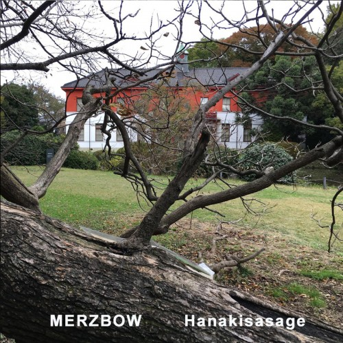 MERZBOW 'Hanakisasage' CD