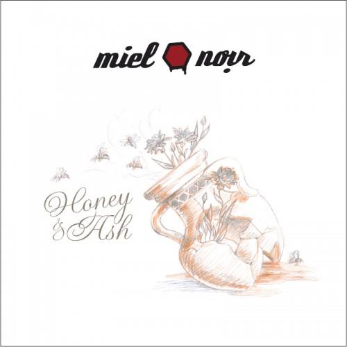 MIEL NOIR - Honey & Ash CD