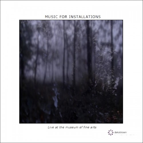 MUSIC FOR INSTALLATIONS 'live at the museum of fine arts' CD
