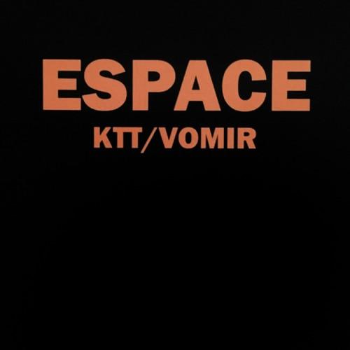 KTT (Kasper T. Toeplitz) / VOMIR - Espace CD