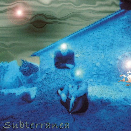 Oöphoi & Tau Ceti - Subterranea CD