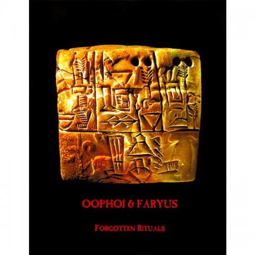 Oophoi & Faryus – Forgotten Rituals CD