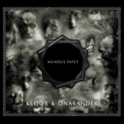 KLOOB & ONASANDER 'Mundus Patet' CD