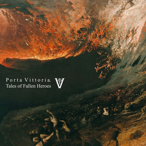 PORTA VITTORIA 'Tales Of Fallen Heroes' CD