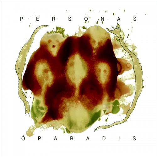 O PARADIS - Personas CD