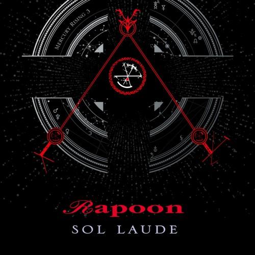 RAPOON 'Sol Laude: Mercury Rising 3' CD