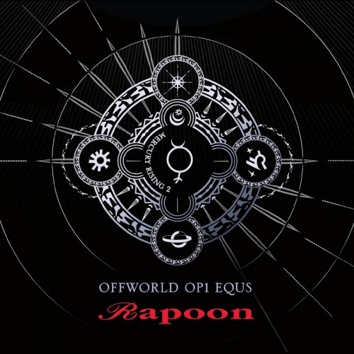 RAPOON 'Offworld OP1 Equs: Mercury Rising 2' CD