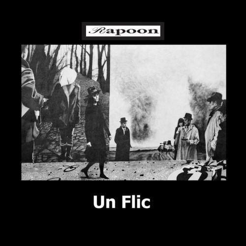 RAPOON 'Un Flic' CD
