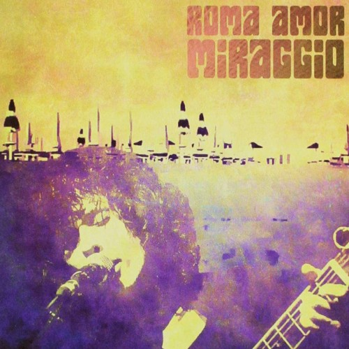 ROMA AMOR 'Mirragio' CD