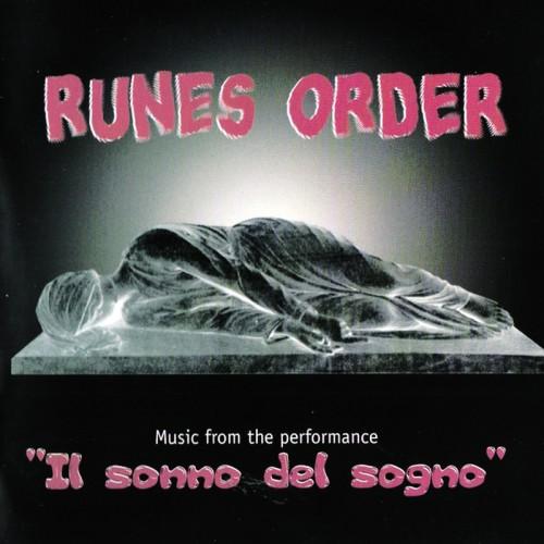 RUNES ORDER - Il Sonno Del Sogno CD