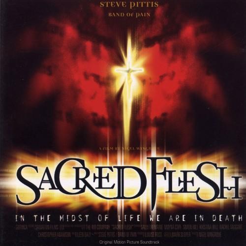 BAND OF PAIN - Sacred Flesh (OST) CD