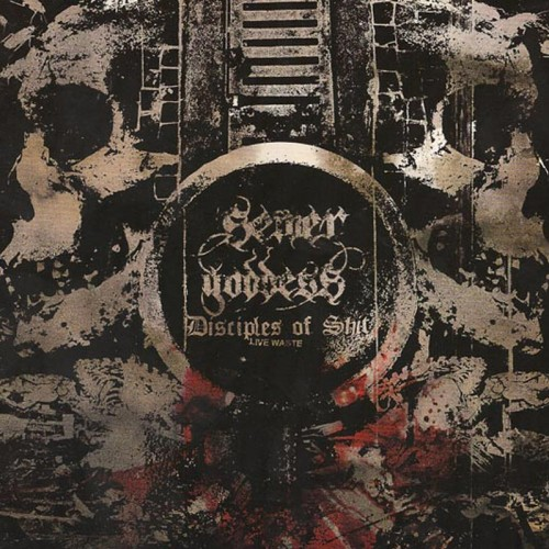 SEWER GODDESS - Disciples of Shit: Live Waste CD