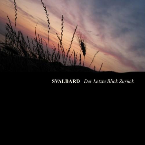 SVALBARD - Der letzte Blick zurück CD